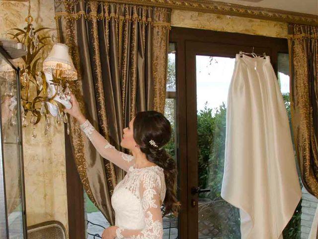 La boda de Raúl y Alessandra en Toledo, Toledo 5