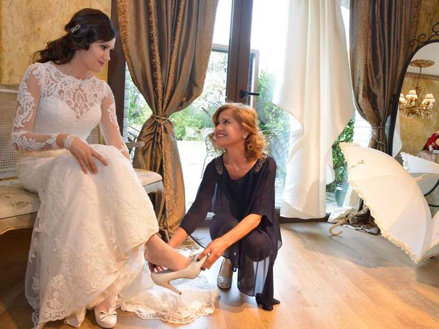 La boda de Raúl y Alessandra en Toledo, Toledo 8