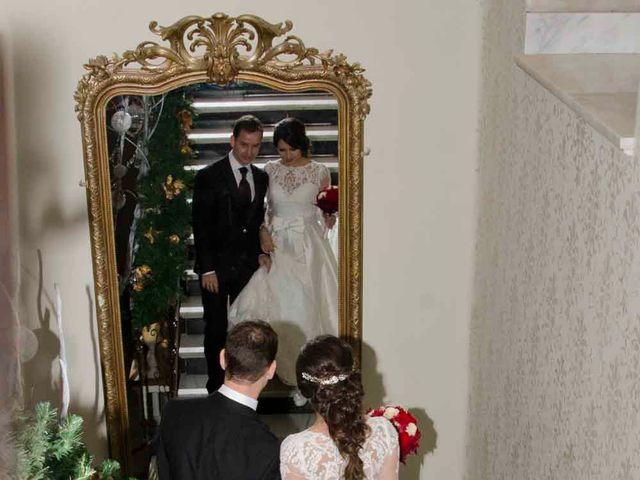 La boda de Raúl y Alessandra en Toledo, Toledo 12