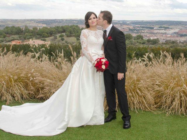 La boda de Raúl y Alessandra en Toledo, Toledo 13