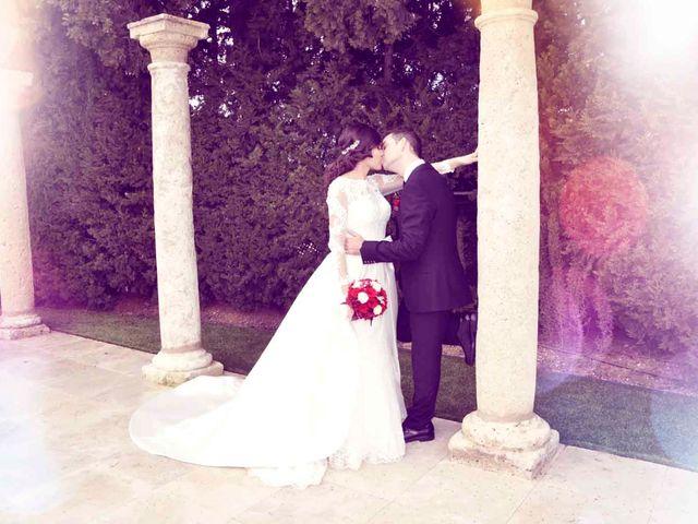 La boda de Raúl y Alessandra en Toledo, Toledo 1