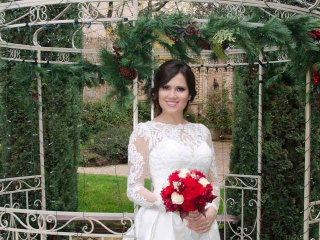 La boda de Raúl y Alessandra en Toledo, Toledo 14