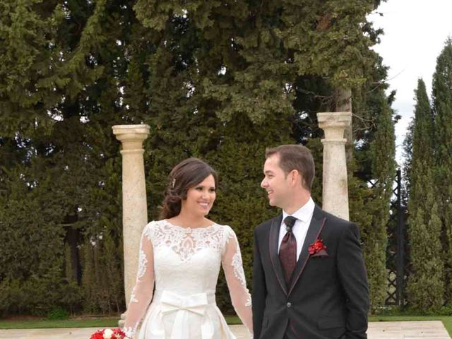 La boda de Raúl y Alessandra en Toledo, Toledo 16
