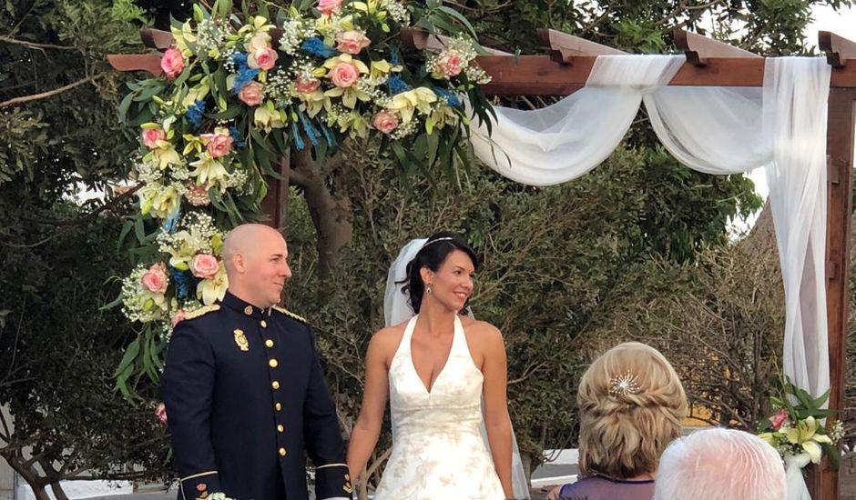 La boda de Antonio Cabrera Luchoro y Erika Martin Perdomo en Telde, Las Palmas