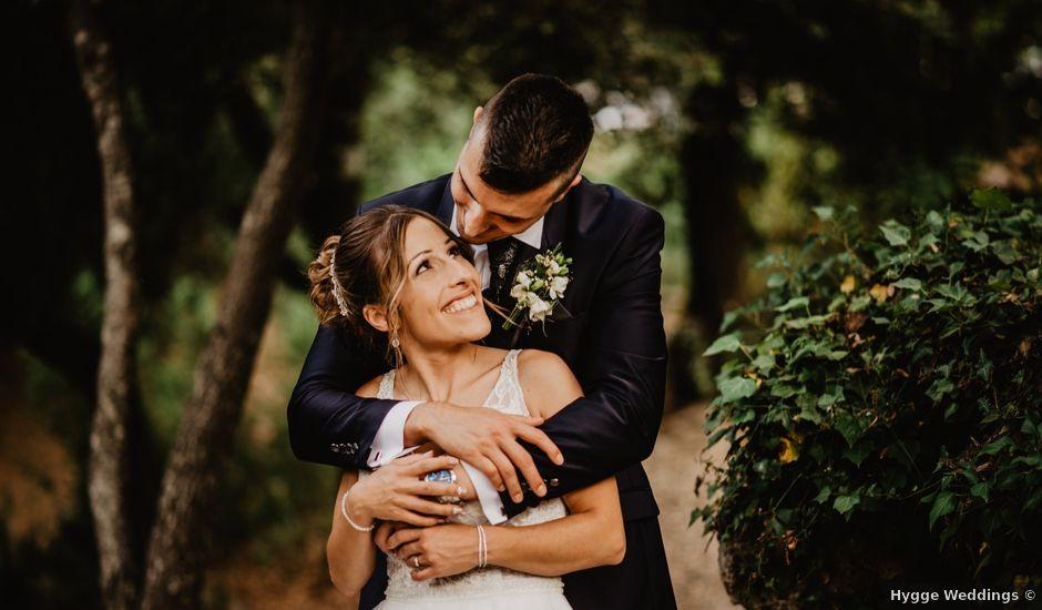 La boda de Luis y Cristina en Sant Feliu Del Raco, Barcelona