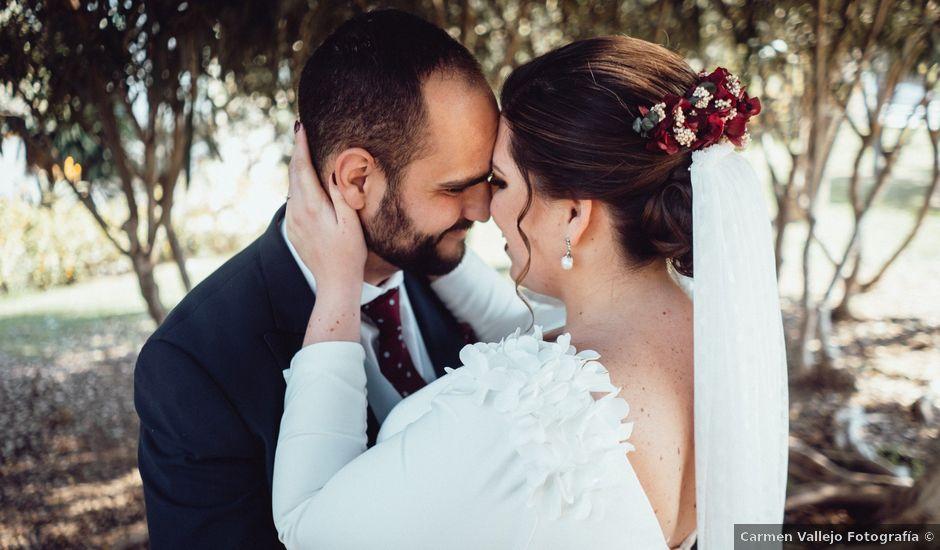 La boda de Javi y Isa en Torre Del Mar, Málaga