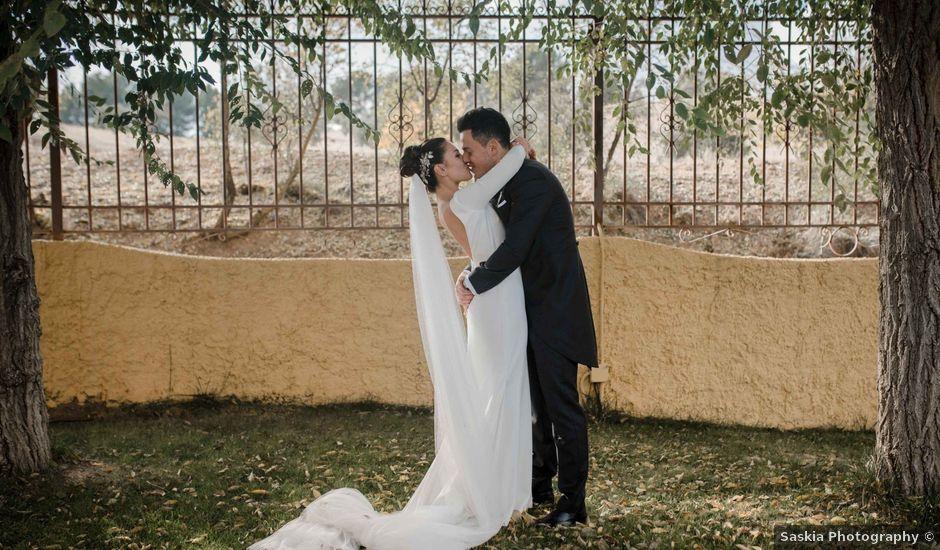 La boda de Pablo y Soraya en Tarancon, Cuenca