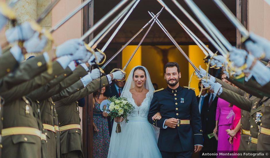 La boda de José Antonio y Nuria en Sotogrande, Cádiz
