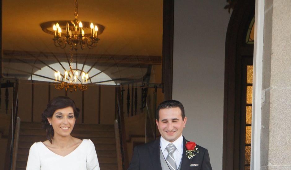 La boda de Elena y Carlos en Pontevedra, Pontevedra