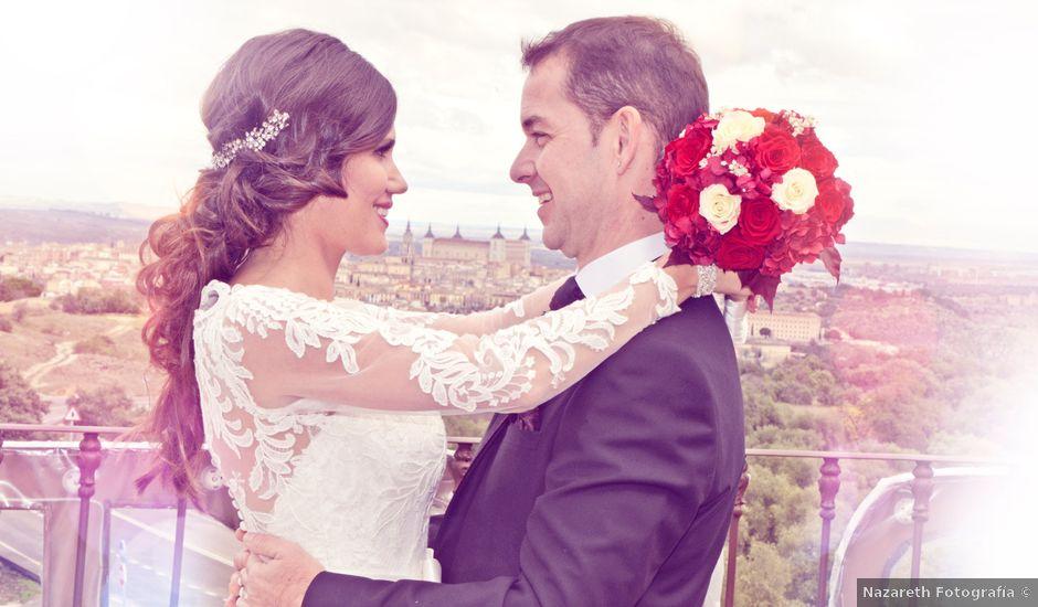 La boda de Raúl y Alessandra en Toledo, Toledo