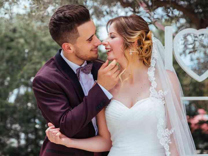 La boda de Samuel y Raquel