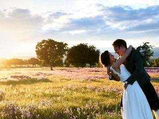 La boda de Pilar y Jack