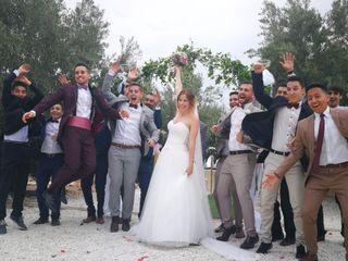 La boda de Samuel y Raquel  2