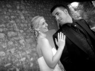 La boda de Rubén y Silvia