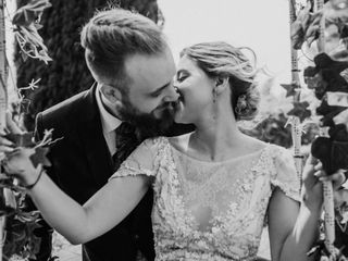La boda de Neus Luque y Cristian Duran 1