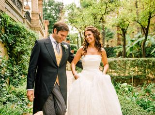 La boda de Sandra y Damian