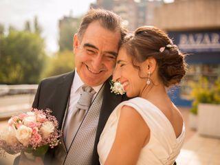 La boda de Sara y Alex 2