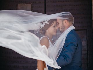 La boda de Jenny y Juanjo