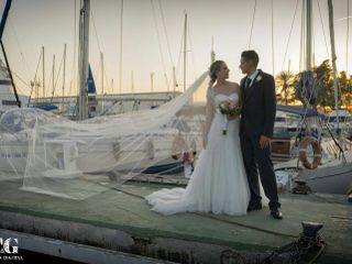 La boda de Begoña  y Evaristo  1