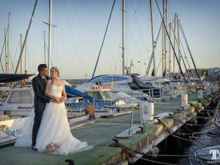 La boda de Begoña  y Evaristo  3