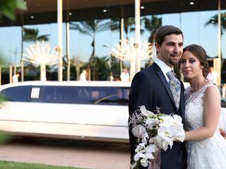 La boda de Fran y Marta