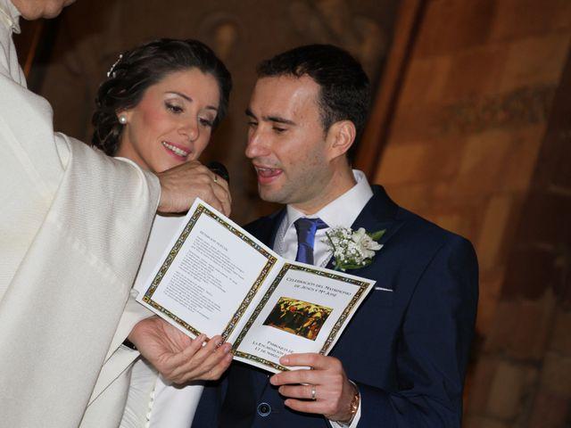 La boda de jesus y Maria Jose en Bailen, Jaén 41