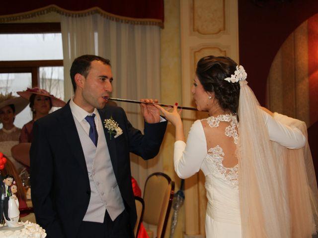 La boda de jesus y Maria Jose en Bailen, Jaén 50