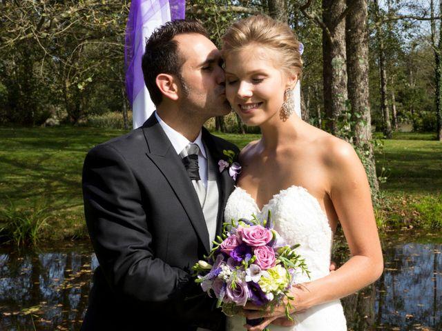 La boda de Violetta y Miguel