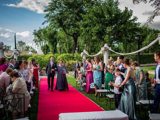 La boda de Fernando y Mari Carmen en Arganda Del Rey, Madrid 52