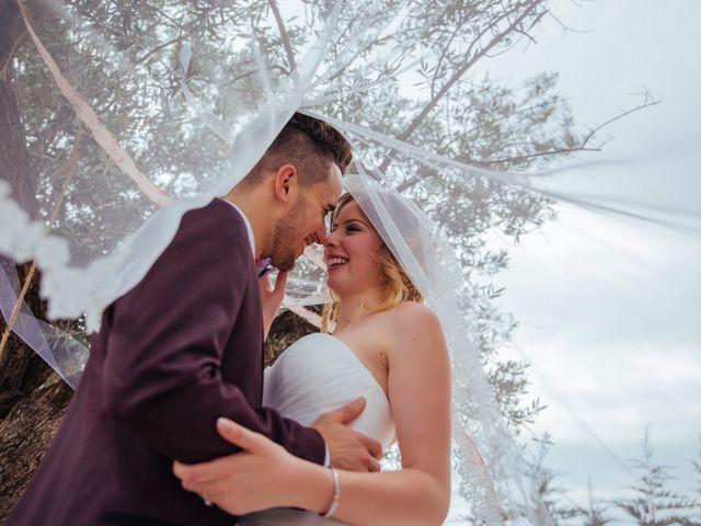 La boda de Raquel  y Samuel en Segorbe, Castellón 1