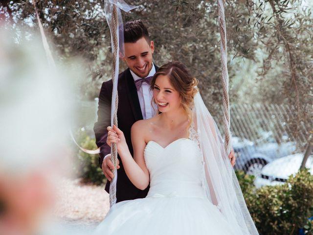 La boda de Raquel  y Samuel en Segorbe, Castellón 6