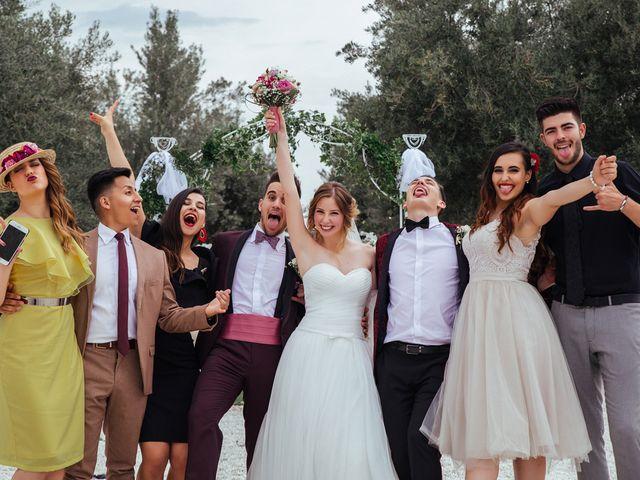 La boda de Raquel  y Samuel en Segorbe, Castellón 7