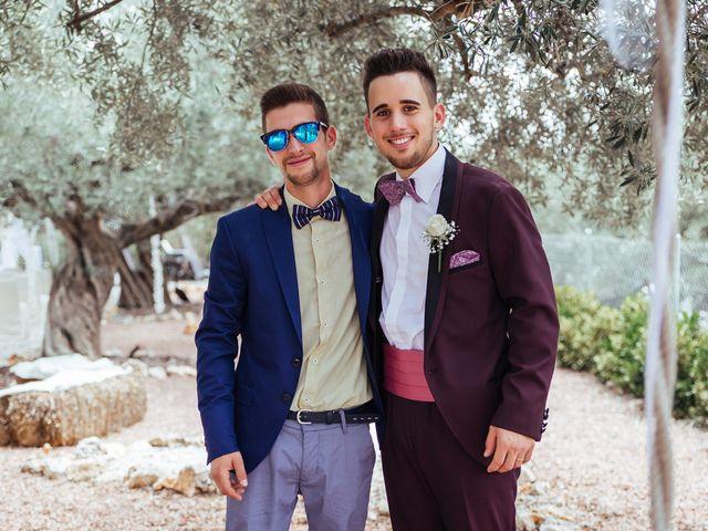 La boda de Raquel  y Samuel en Segorbe, Castellón 8