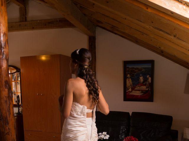 La boda de Javier y Nereida  en Riaza, Segovia 7