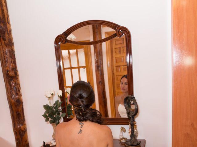 La boda de Javier y Nereida  en Riaza, Segovia 10