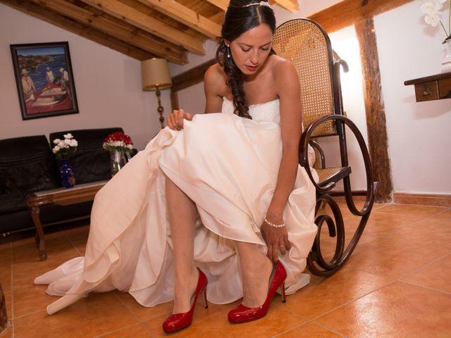 La boda de Javier y Nereida  en Riaza, Segovia 12