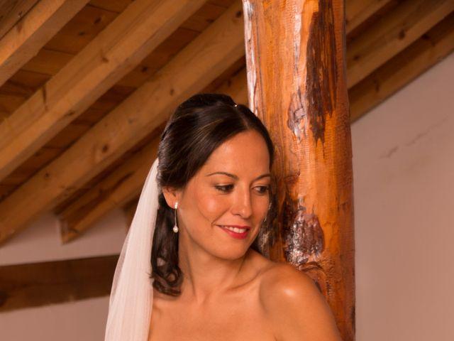 La boda de Javier y Nereida  en Riaza, Segovia 13