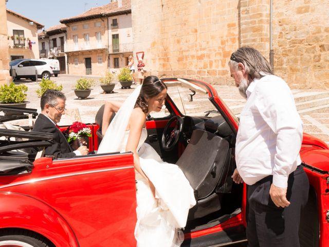 La boda de Javier y Nereida  en Riaza, Segovia 1