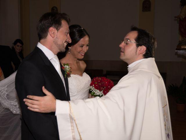 La boda de Javier y Nereida  en Riaza, Segovia 16