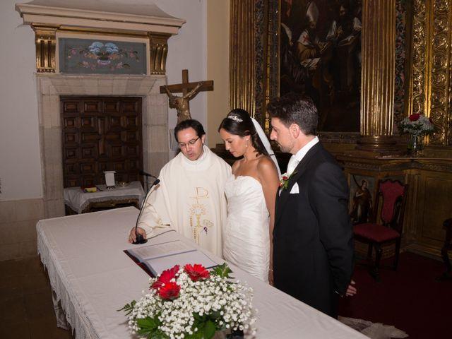 La boda de Javier y Nereida  en Riaza, Segovia 17