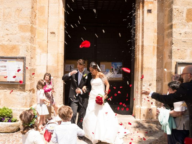 La boda de Javier y Nereida  en Riaza, Segovia 18