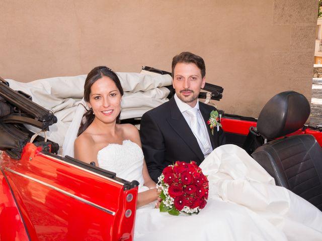 La boda de Javier y Nereida  en Riaza, Segovia 23