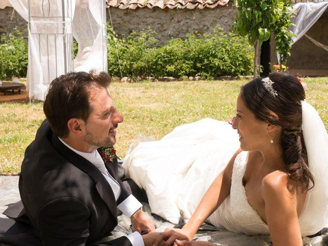 La boda de Javier y Nereida  en Riaza, Segovia 24