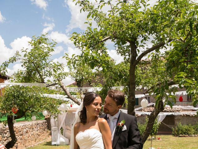 La boda de Javier y Nereida  en Riaza, Segovia 25