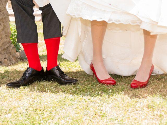 La boda de Javier y Nereida  en Riaza, Segovia 27