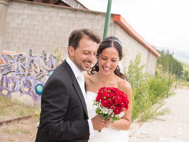 La boda de Javier y Nereida  en Riaza, Segovia 30