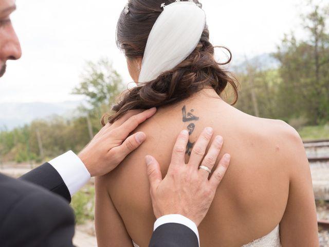 La boda de Javier y Nereida  en Riaza, Segovia 31