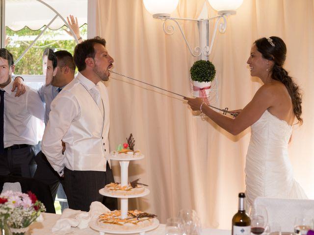 La boda de Javier y Nereida  en Riaza, Segovia 2