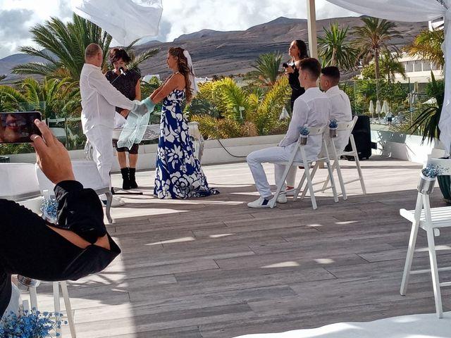 La boda de Fernando y Belén en Yaiza, Las Palmas 3