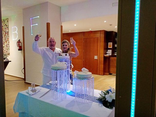 La boda de Fernando y Belén en Yaiza, Las Palmas 4